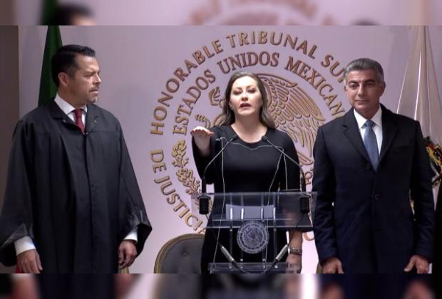 VIDEO: Martha Erika Alonso asume gubernatura de Puebla
