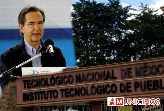 Instituto Tecnológico de Puebla albergará a la SEP federal